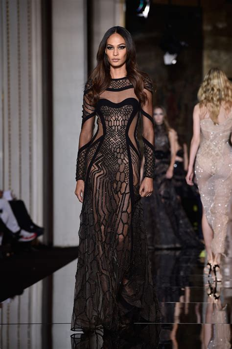 versace runway paris fashion week haute couture ss