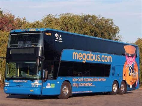 megabus offering  fares   texas destinations