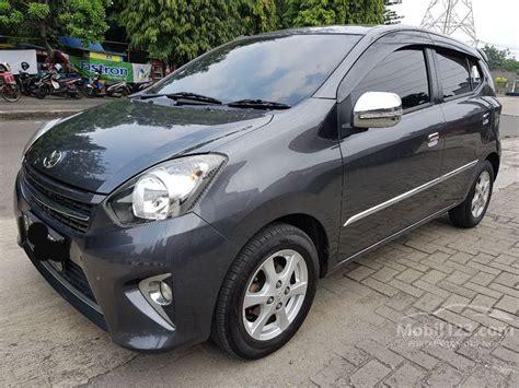 2015 Toyota Agya 1 0 G A T jual mobil toyota agya 2015 g 1 0 di dki jakarta automatic