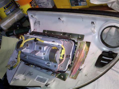 cracked air bag dash page  rxclubcom