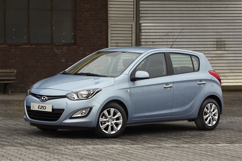 Unveiled 2012 Hyundai I20 Facelifted