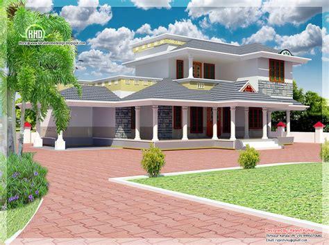single storey house plans 2100 sq floor house elevation kerala home