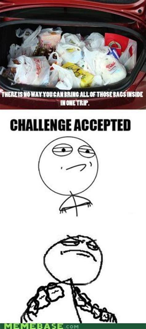 Meme Challenge - challenge accepted meme dumpaday 18 dump a day