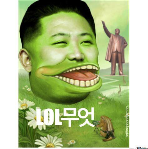 Lol Wut Meme - lol wut kim jong un edition by anthropoceneman meme center