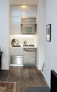 1001+ Wohnideen Küche für kleine Räume Wie gestaltet man kleine Küchen?