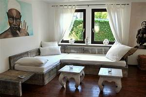 Sofa Aus Europaletten : diy couch handmade kultur ~ Sanjose-hotels-ca.com Haus und Dekorationen