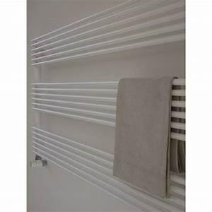 Seche Serviette Radiateur : radiateur s che serviette horizontal ritmato robinet and ~ Edinachiropracticcenter.com Idées de Décoration