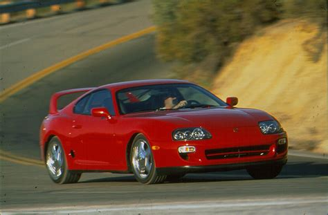 Incoming Toyota Chairman Has A New Supra Sports Car On His
