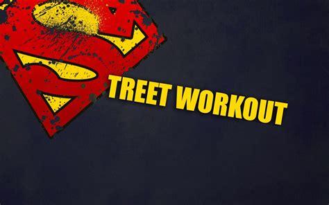 Calisthenics Street Workout Wallpaper