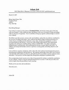 written cover letter examples the best letter sample With how to wirte a cover letter