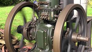 Petter S 21hp Semi Diesel Stationary Engine