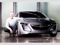 Opel Monza Concept Photo Gallery Autoblog