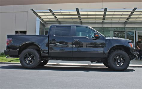 2013 Ford F 150 Ecoboost by Ford F 150 Predator By Vwerks Offers Custom Configurations