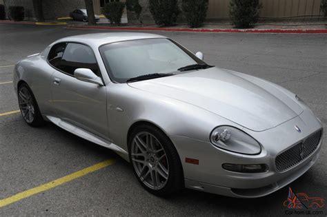 47k Nada Value 2005 Maserati Gransport Coupe 2 Door 4