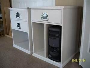 Construire Un Bureau : ana blanc construire un construire votre propre bureau narrow fichier unit bricolage ~ Melissatoandfro.com Idées de Décoration