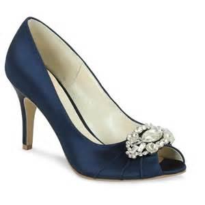 navy blue bridesmaid shoes pink paradox tender navy blue satin shoes wedding shoes bridal accessories