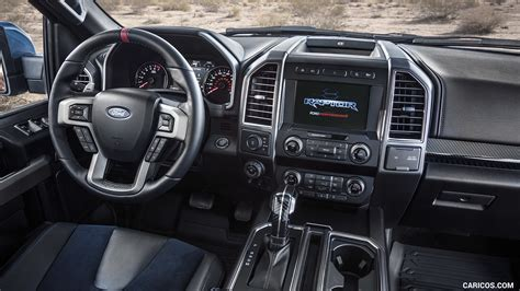 ford   raptor interior cockpit hd wallpaper