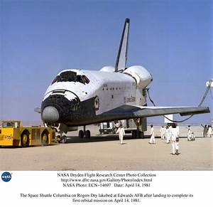 Space Shuttle STS-1 Photo Collection