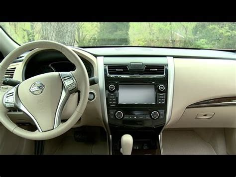 Nissan Altima Interior by 2014 Nissan Altima Interior Review