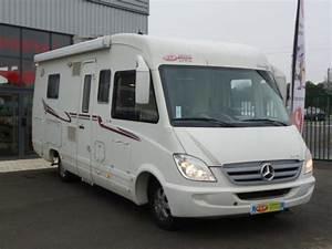 Le Camping Car : le voyageur lvx 8 lj occasion de 2009 mercedes camping car en vente meung sur loire loiret ~ Medecine-chirurgie-esthetiques.com Avis de Voitures
