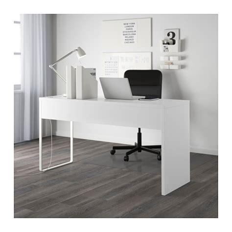 bureau pc ikea micke desk white 142x50 cm ikea
