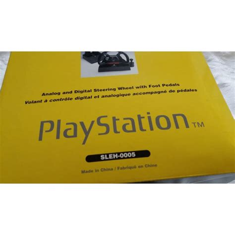Volante Playstation by Volant Playstation Occasion