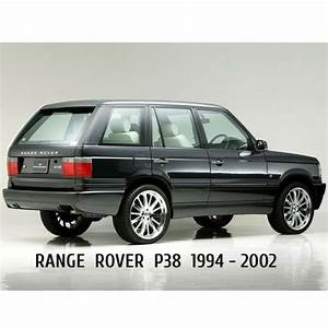 Range Rover P38 Kit Reset Diagnostic Wire Eas Air