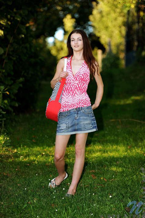 Pinkfineart Aimee Ryan Nn From Nubiles