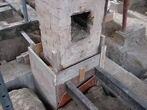 Schornstein Bausatz Beton : der zweite schornstein wird verschalt ~ Eleganceandgraceweddings.com Haus und Dekorationen