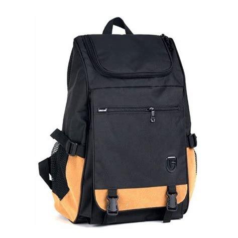 tas ransel keren untuk kuliah mahasiswa perempuan hitam