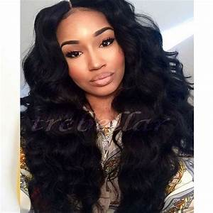 Wavy Weave Hairstyles With Side Bangs Picturesgratisylegal