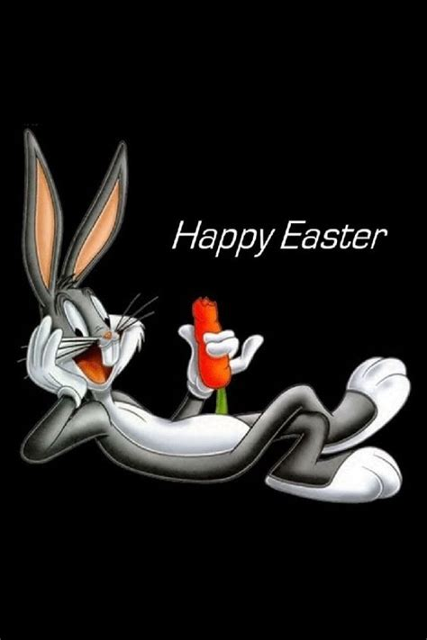 We hope you enjoy our growing. LOONEY TUNES HAPPY EASTER BUGS BUNNY   EASTER   Pinterest ...