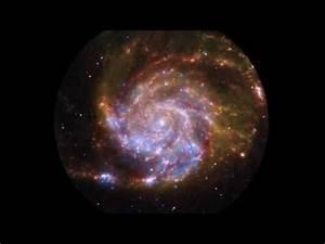Pinwheel Galaxy NASA JPL Caltech - YouTube