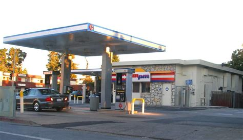 arco  pm  reviews gas stations  woodside