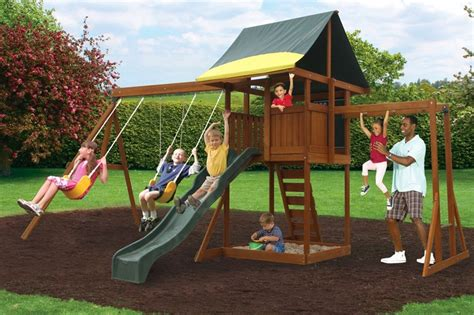 Best Images About Swingsets On Pinterest