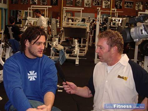 Doherty's Gym Celebrity Guests Near Moreland | Brendan ...