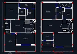 House Space Planning 25 U0026 39 X40 U0026 39  Floor Layout Plan In 2020