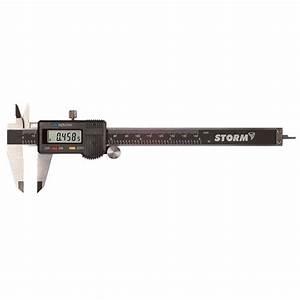 Central Tools 3c301 Storm Electronic Digital Caliper