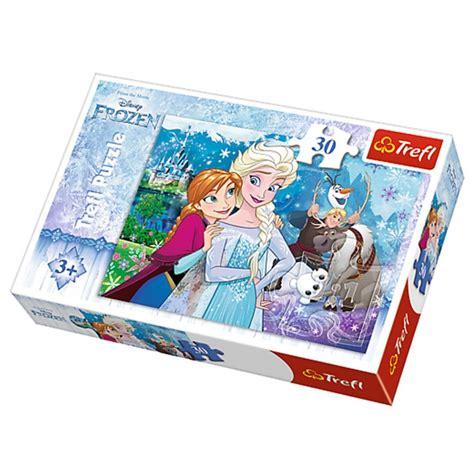 Sestavljanka Frozen 30 delna - Papirnica in Knjigarna