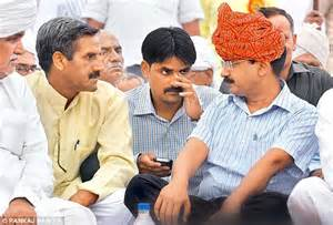 Kejri says government will build a memorial to Gajendra ...
