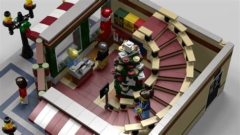 lego ideas product ideas modular winter toy shop