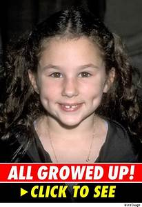 Hallie Eisenberg: 'Memba Her?!   TMZ.com
