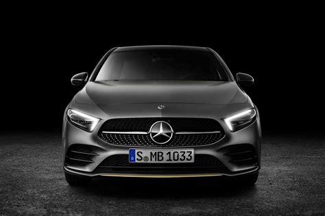 New Mercedes-benz A-class Edition 2019 Studio Front