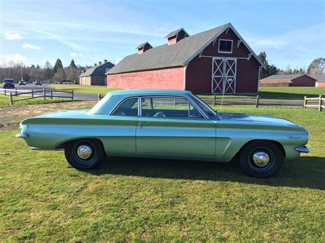 how to sell used cars 1961 pontiac tempest on board diagnostic system 1961 pontiac tempest daily driver coupe 41k original miles no reserve auction classic