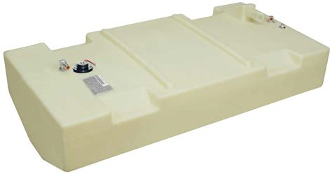 Boat Fuel Tanks Below Deck by 55 Gallon Permanent Below Deck Boat Fuel Tank