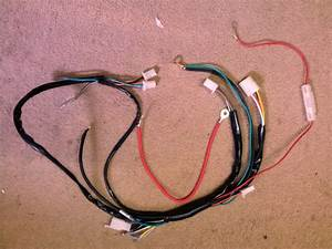 New Wiring Loom Harness Electric Start Pit Dirt Quad