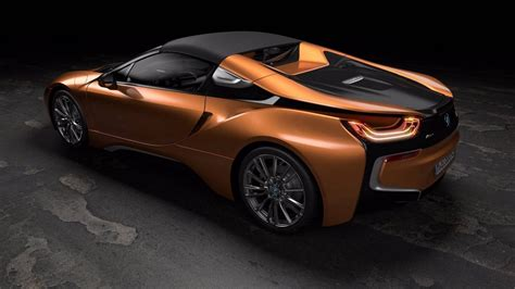 I8 Roadster Image bmw i8 roadster comes with increased range looks