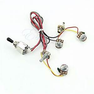 Guitar Wiring Harness