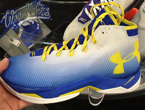 Get A First Look At The Under Armour Curry 2.5 'dub Nation