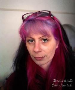 Couleur Cheveux Pastel : coloration cheveux fuchsia stargazer color mania ~ Melissatoandfro.com Idées de Décoration